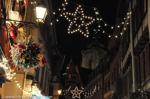 Colmar, Alsace. The magic of Christmas