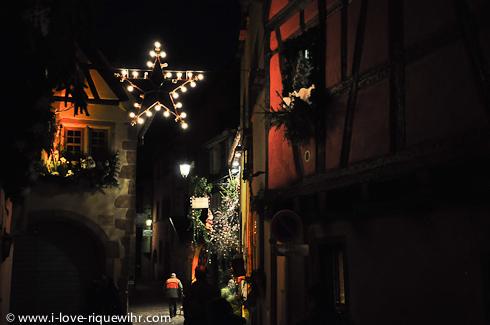 Rue Saint Nicola, Riquewihr