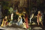 La grande crèche de la cathédrale de Strasbourg