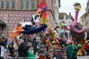 Cavalcade internationale de Mulhouse - 2013
