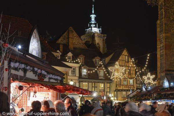 Marché de Noël à Colmar