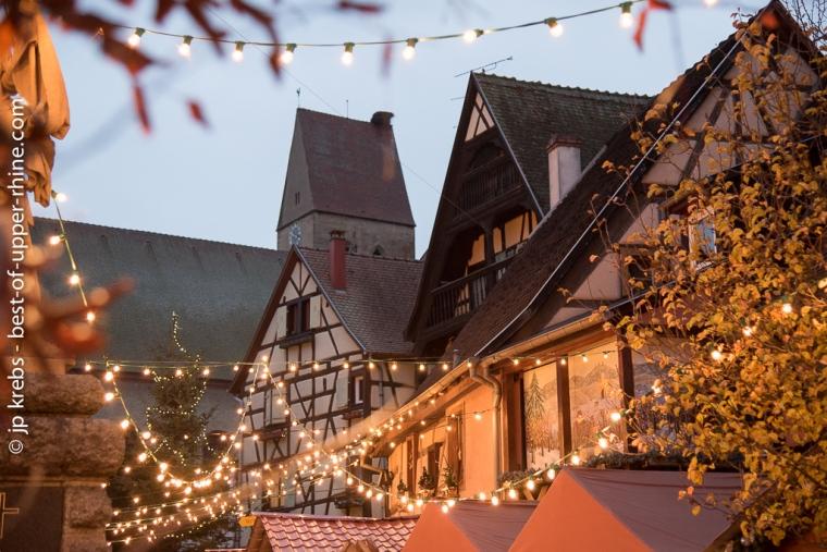 Eguisheim en décembre