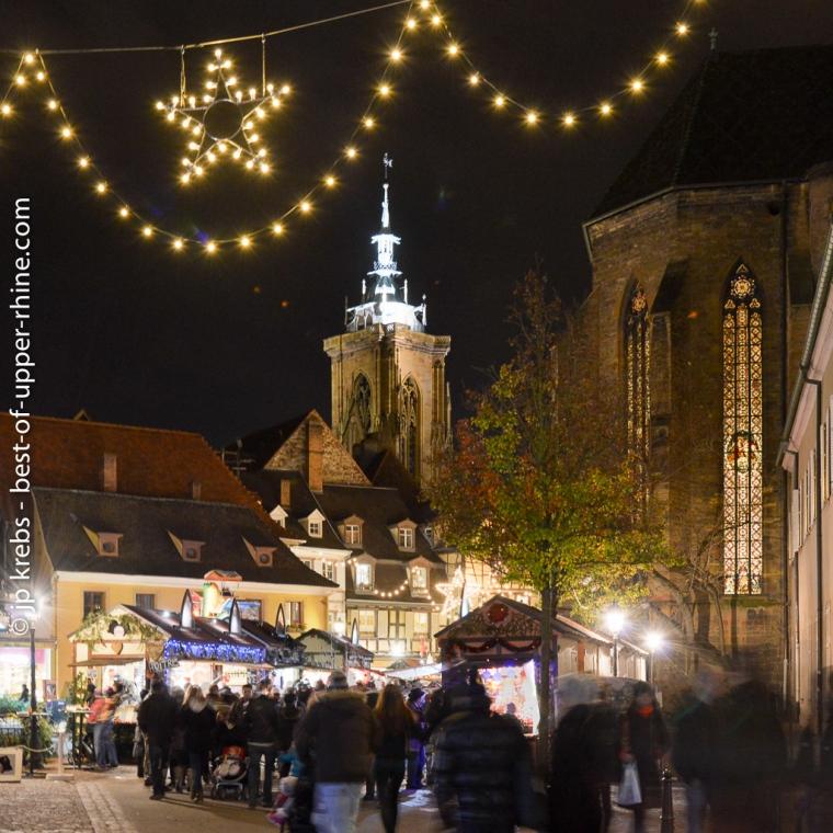 Les 5 marchés de Noël à Colmar vous attendent dès le 21 novembre 2014