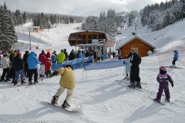 L'Alsace en hiver : journée à la neige, soirée à la winstub!