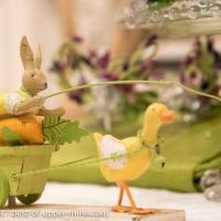 Le Lièvre de Pâques est en route pour l'Alsace !