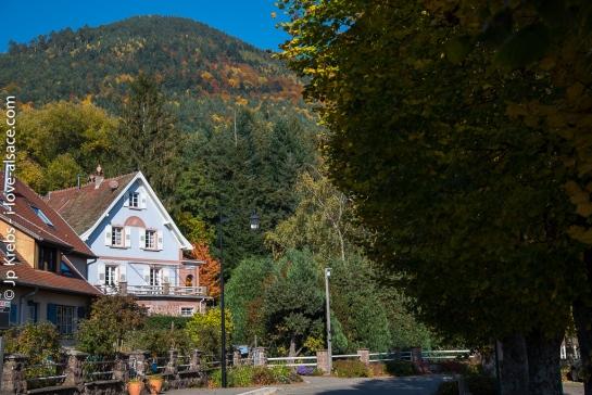 Ambiance d automne la vancelle bons baisers du rhin - Origine du mot maison ...