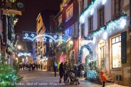 Noël 2015 au Pays de Ribeauvillé etRiquewihr