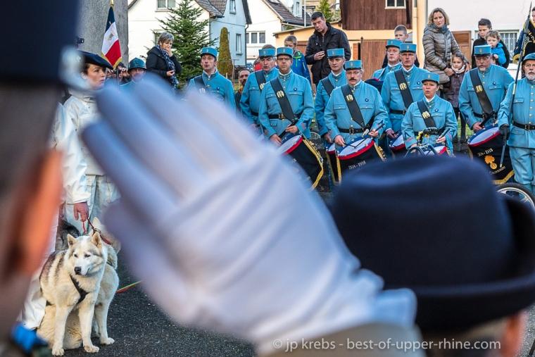 Hommage aux chiens de traîneau de la guerre de 1914-18 et à leurs équipages…
