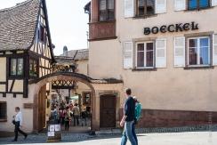 Domaine Boeckel au centre du village
