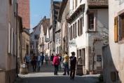 Rue principale de Mittelbergheim