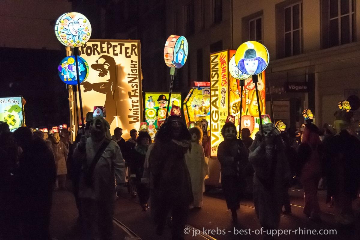 Carnaval de Bâle : le Morgenstreich, un événement magique !
