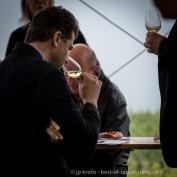 Une belle séance de dégustation des grands crus de Ribeauvillé