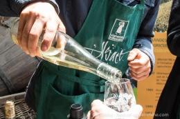 Pique-nique de Pentecôte chez le vigneron indépendantd'Alsace