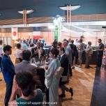 Le Japon et les producteurs de saké étaient les invités d'honneur de cette fête du vin et de la gastronomie de Ribeauvillé édition 2016