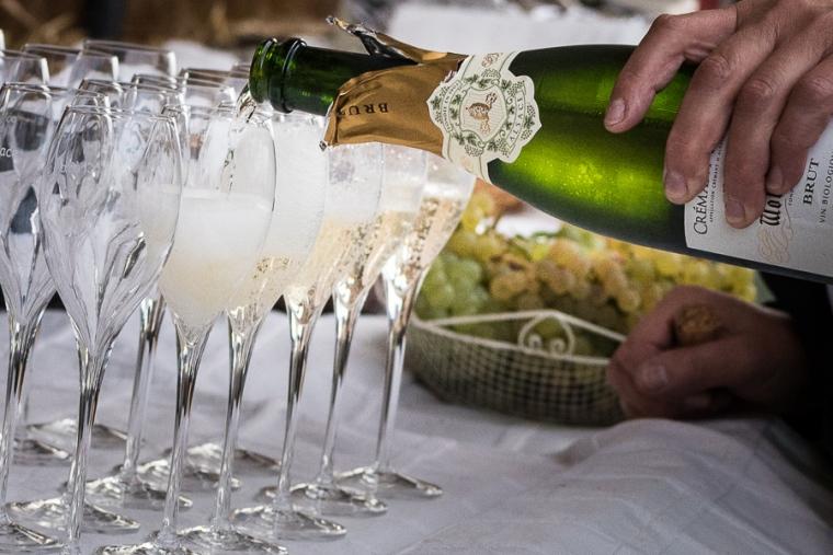 Crémant d'Alsace, vin de fête : c'est l'effervescence qui crée la joie !
